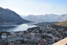 View from Kotor Fotress