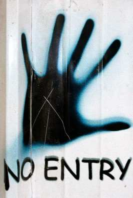 no entry - An Internet Policy for Students That Works