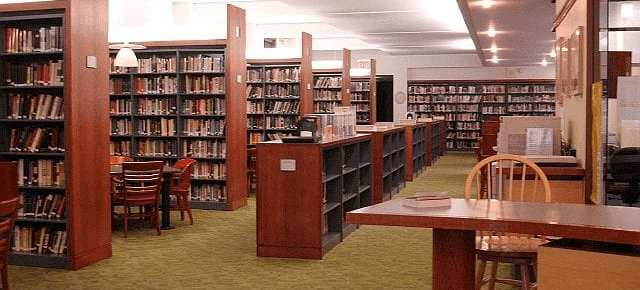 traditional library - What Happened to Our Libraries?