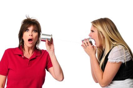 teen parent communication - Does Your Teen Suffer From Poor Communication Skills?