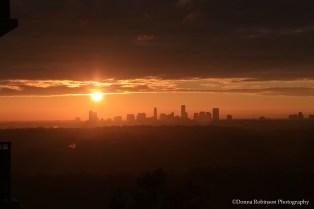 Buckhead, Atlanta Sunrise Settings: AV f/9; TV 1/1600 sec; ISO 400; Focal Length 102mm