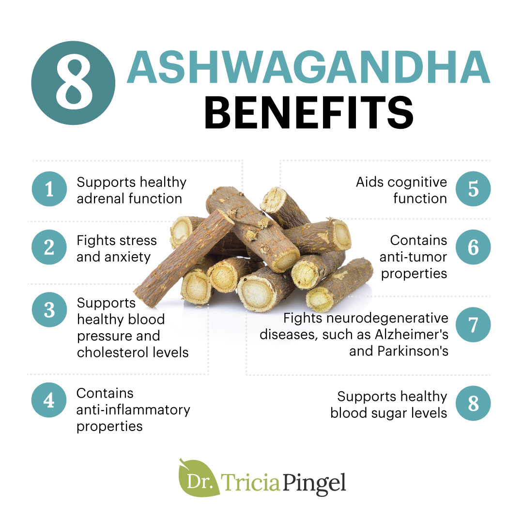 Ashwagandha Benefits - Dr. Pingel