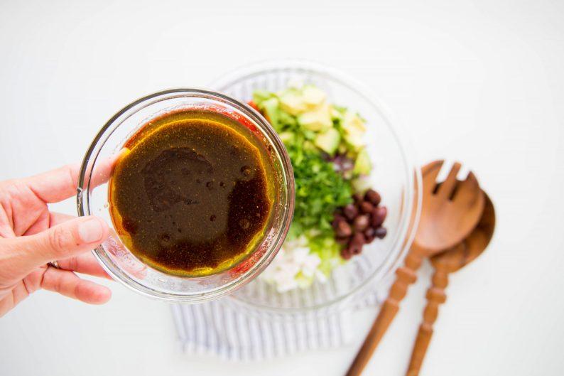Summer Veggie Salad - Dr. Pingel