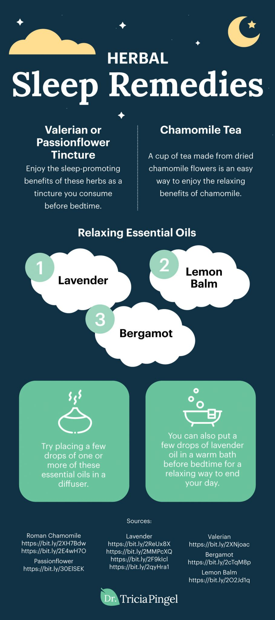 Herbal sleep remedies - Dr. Pingel