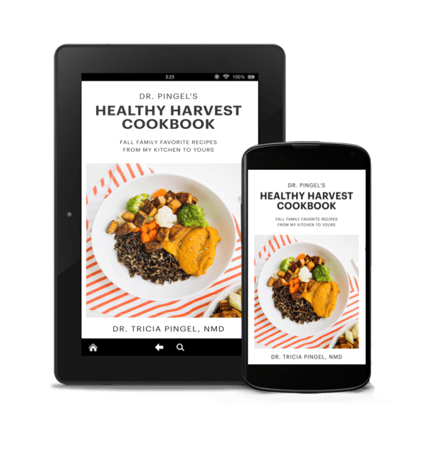Dr. Pingel's Healthy Harvest eBook 1