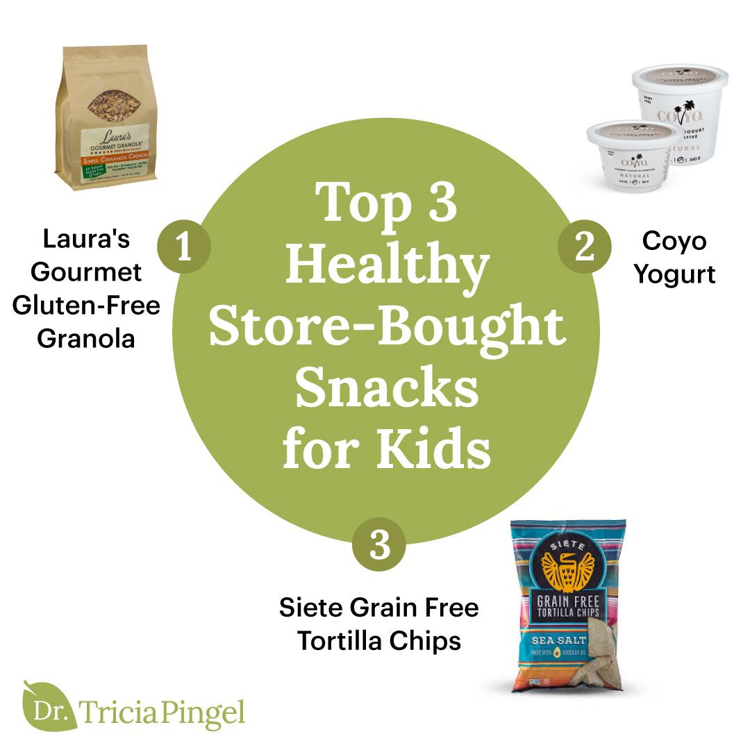 Healthier snacks - Dr. Pingel