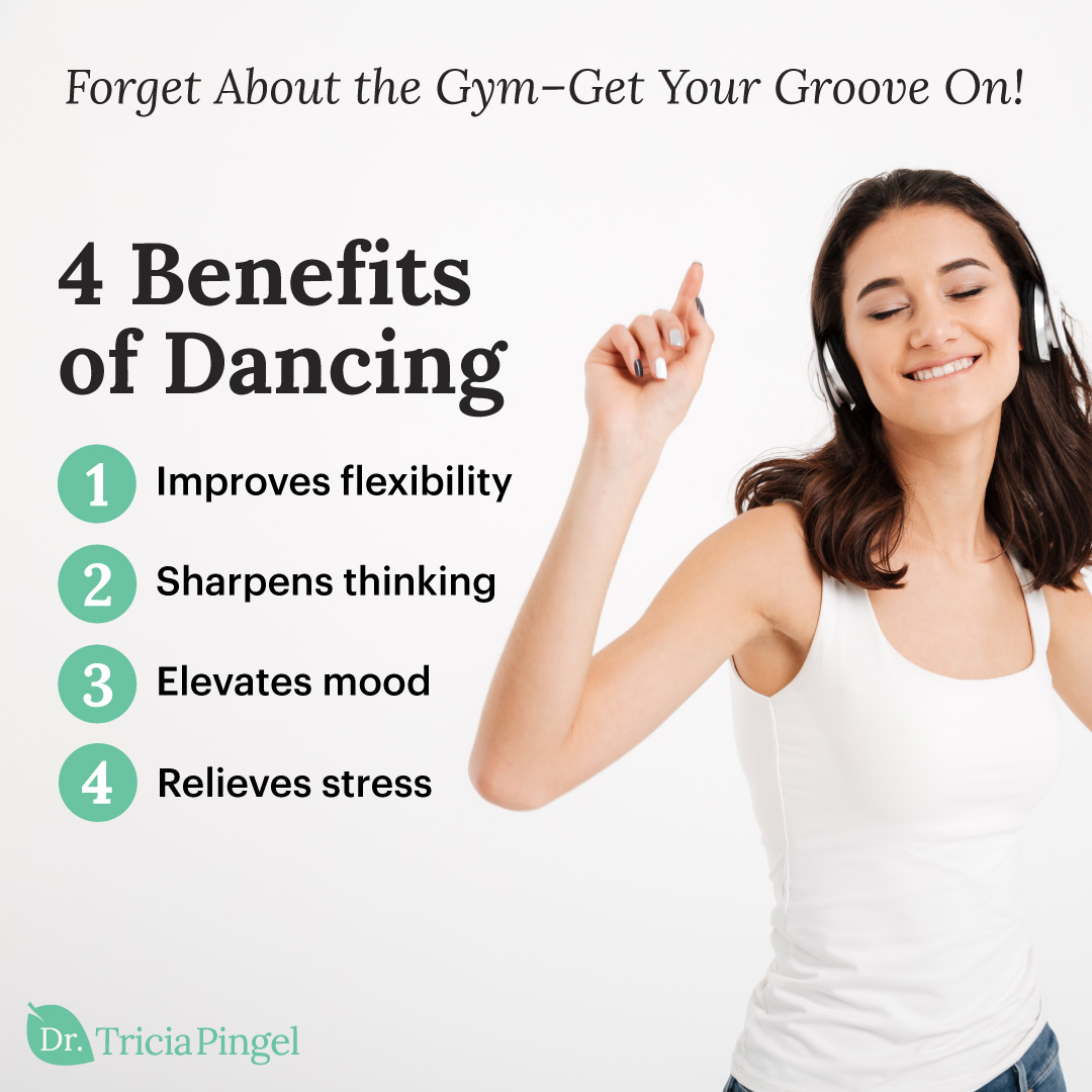 Benefits of dancing - Dr. Pingel