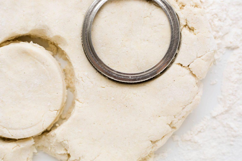 Fluffy gluten-free biscuits - Dr. Pingel
