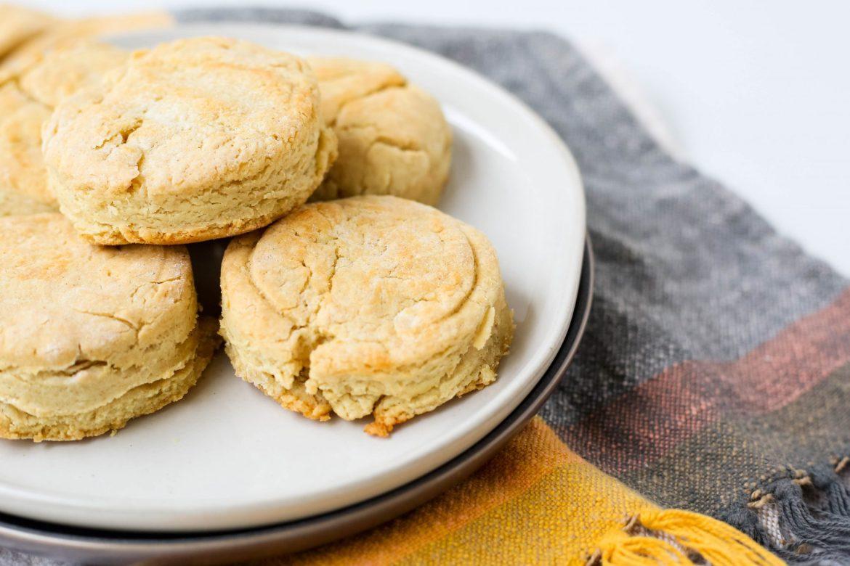 6-Ingredient Fluffy Gluten-Free Biscuits 1