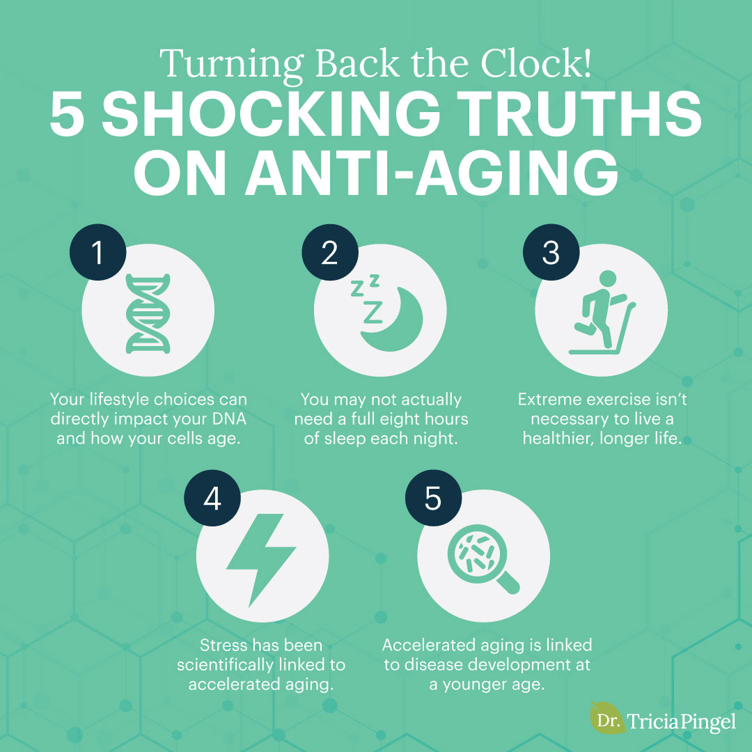 Natural anti-aging remedies - Dr. Pingel