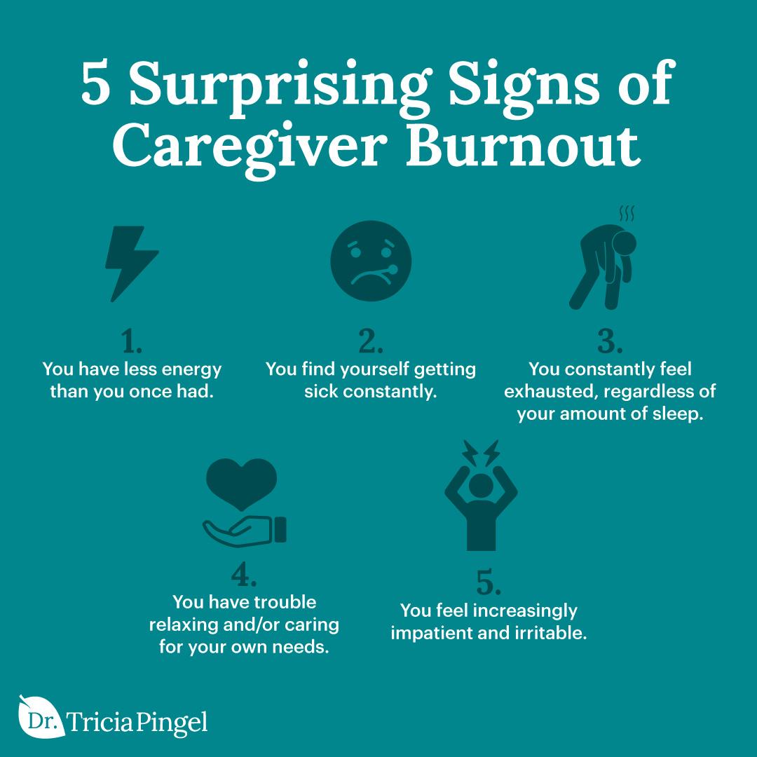 Caregiver burnout - Dr. Pingel