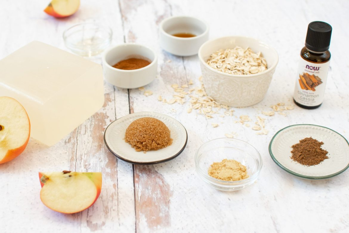 Apple cider soap - Dr. Pingel