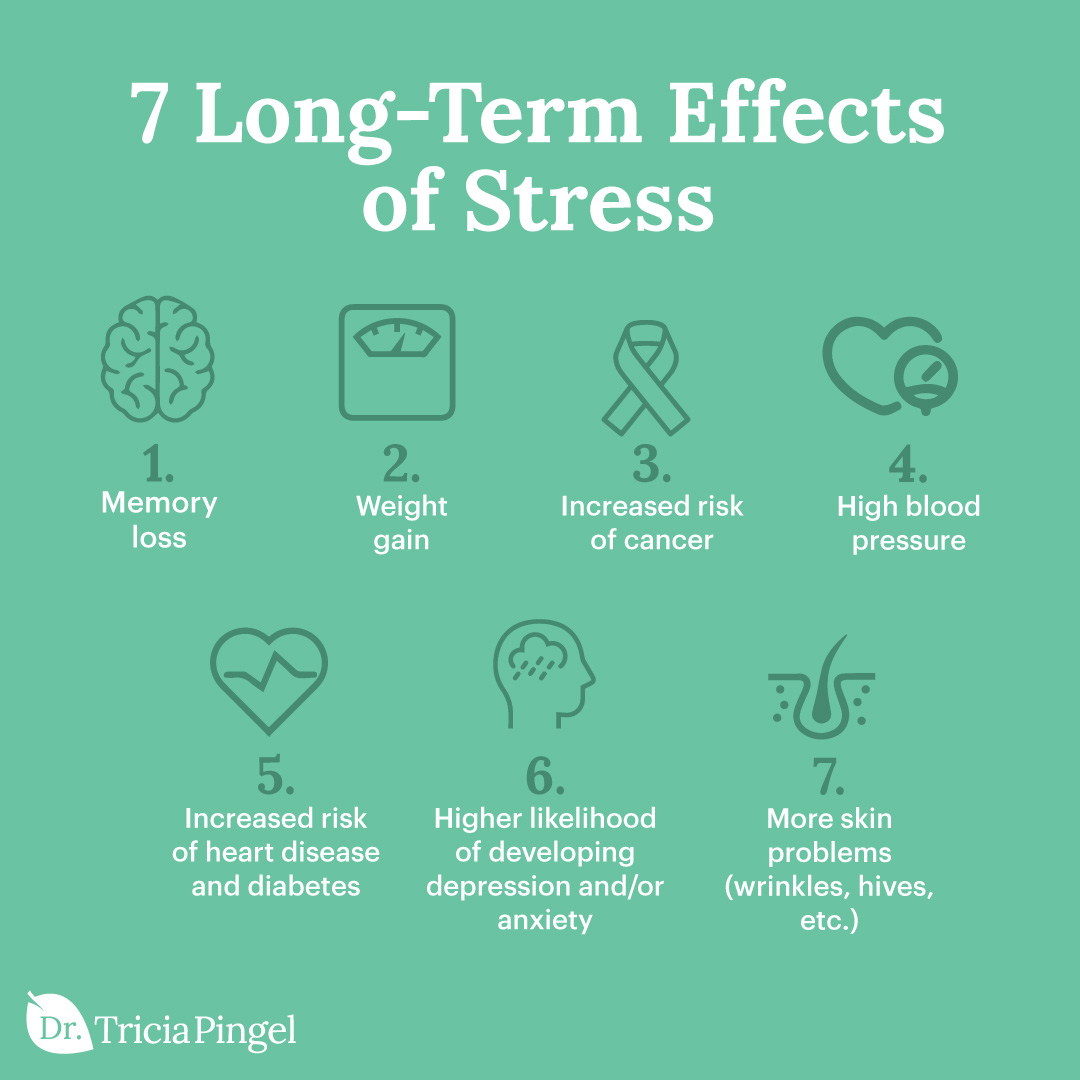 Long-term effects of stress - Dr. Pingel