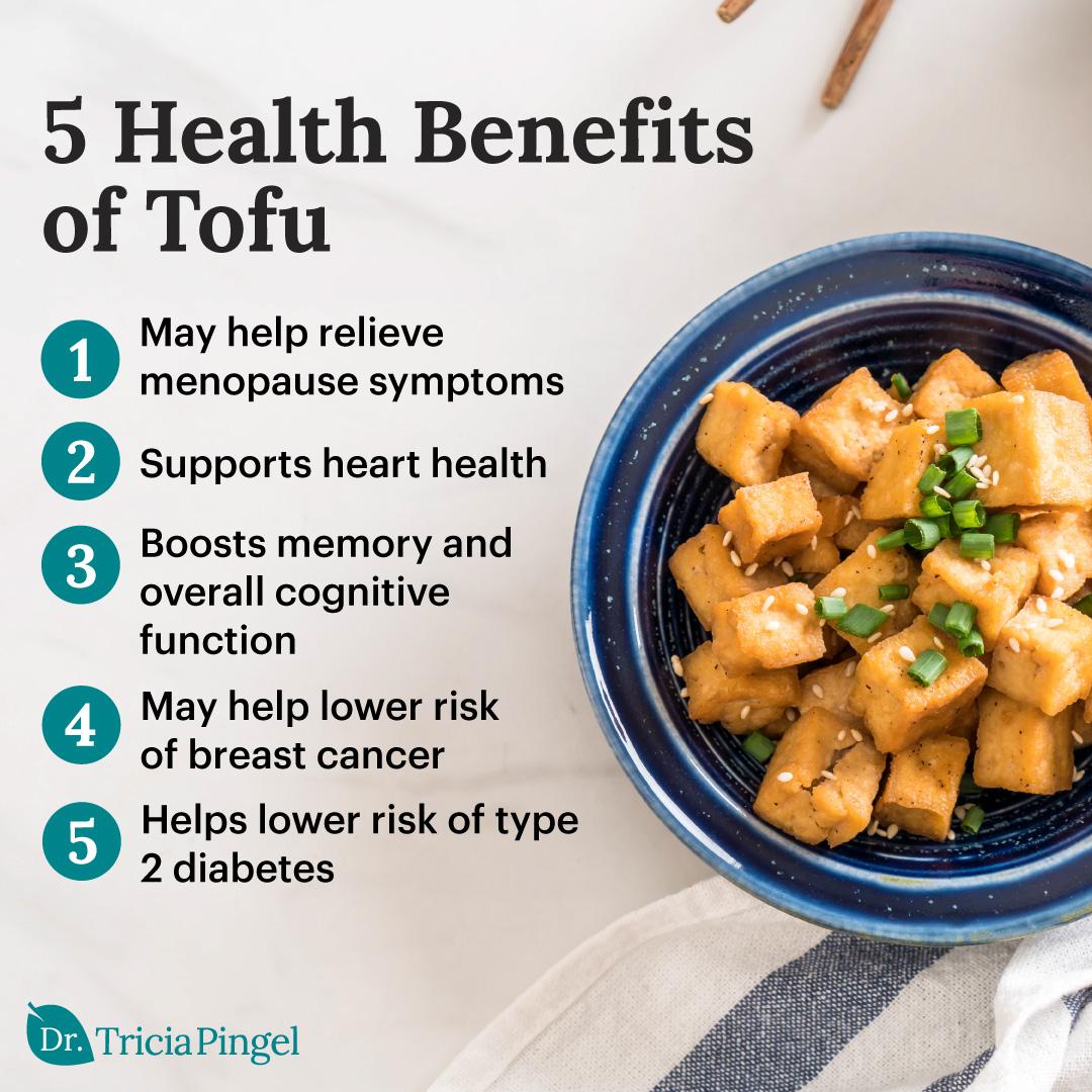 Tofu health benefits - Dr. Pingel