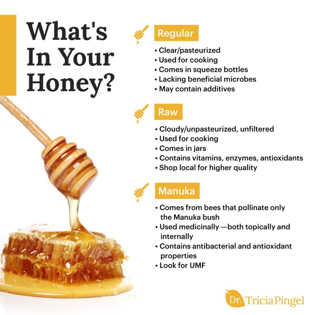 Benefits of honey - Dr. Pingel