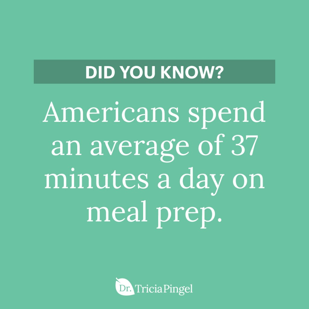 Meal prep ideas - Dr. Pingel