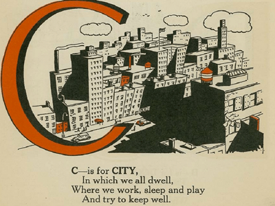 C is for City