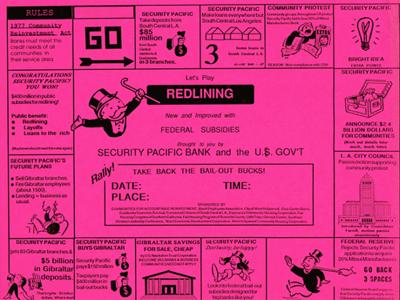 Redlining Flier