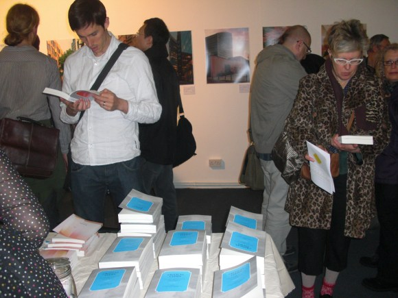 Critical Cities book launch at TINAG