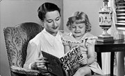 Mom Reading Deficit Stories