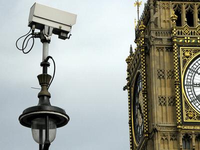 Big Ben & camera