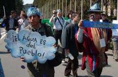 Cochabamba Water Wars