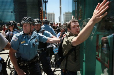 NATO actions in Chicago