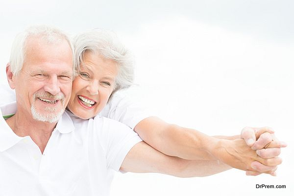 fit old people