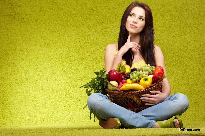 Fiber Intake from Vegetables