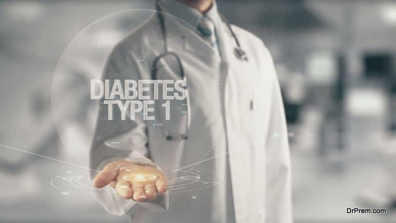 Type-1-diabetics