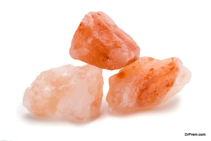 use pink salt for better health
