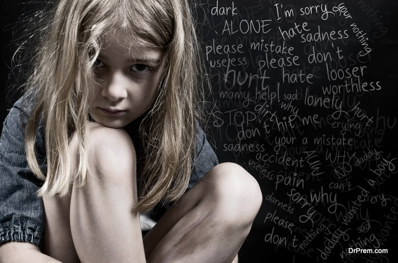 Childhood abuse