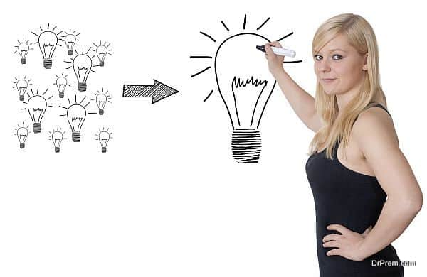 Manage good ideas
