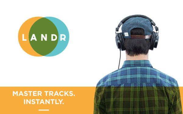 Landr audio mastering sound (5)
