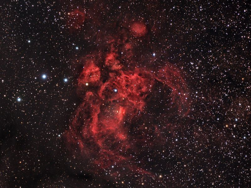 Lobster Nebula