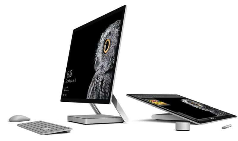 Microsoft Surface Studio 1