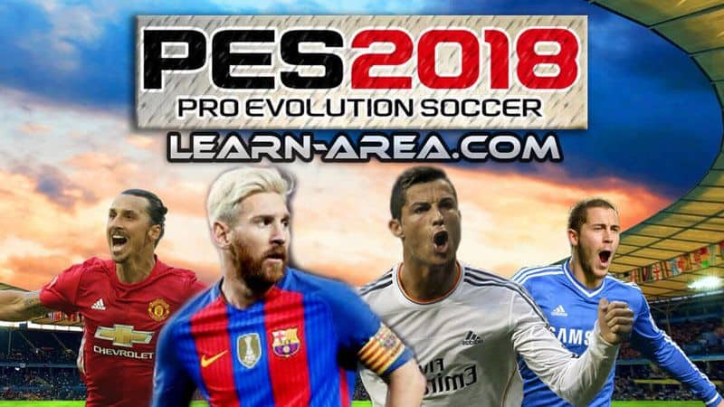 pro evolution soccer 2018 game
