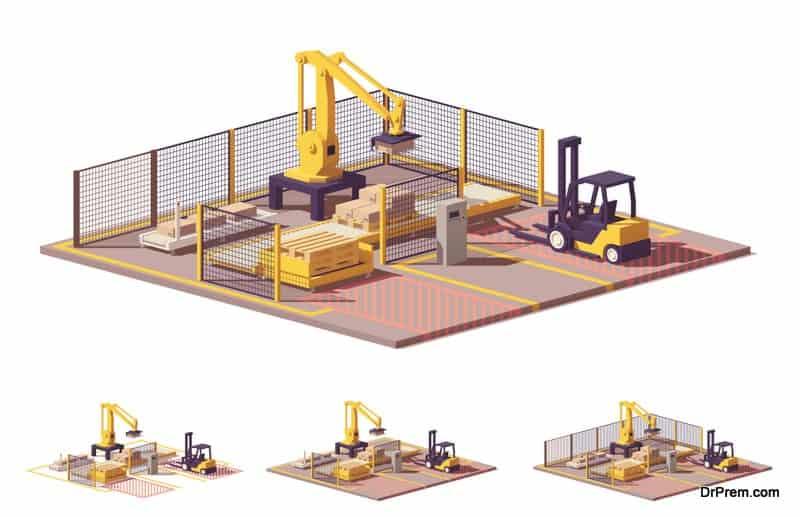 Industrial-Palletizing-Robots