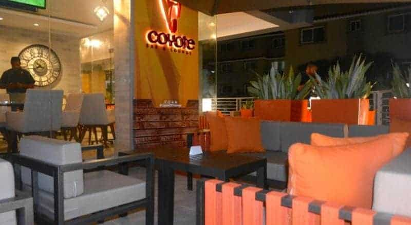 Bars and restaurants deliver commendable service