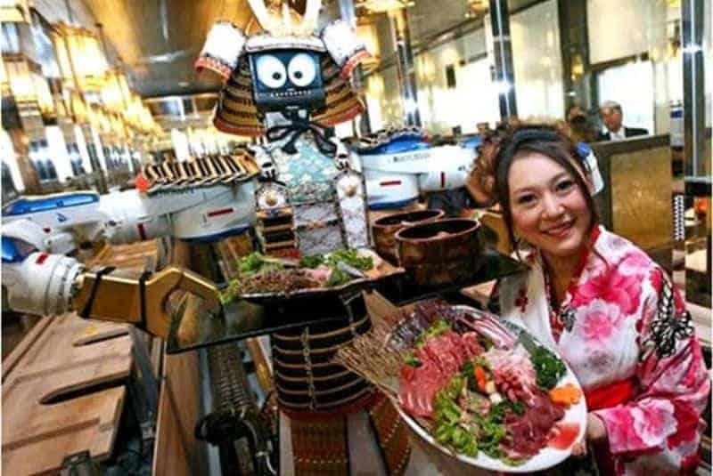 Hajime restaurant, Bangkok