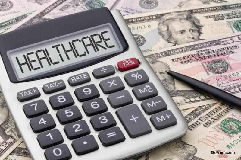 Healthcare cost e