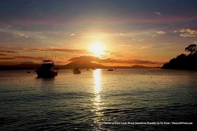 Sunset at Dominican Republic by Dr Prem (2)