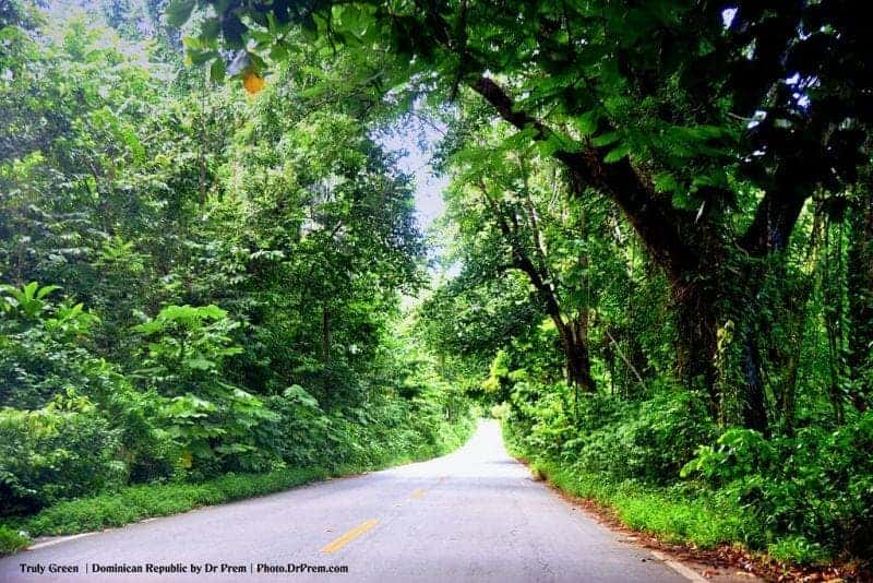 Truly Green Dominican Republic by DrPrem