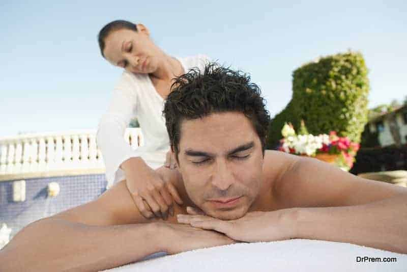 Tapping wellness tourism