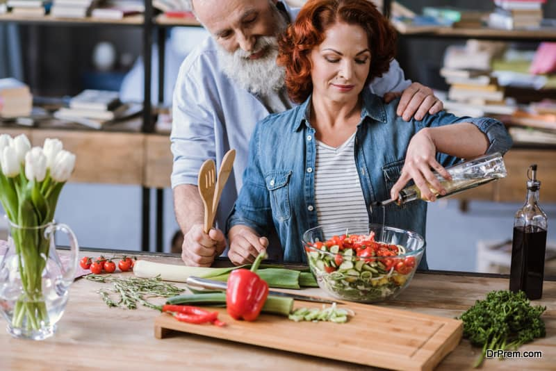 10 Ways Cooking Therapy can boost your wellness
