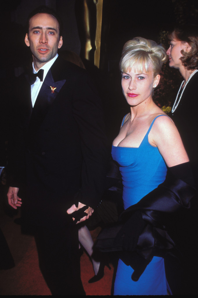 Nicholas Cage And Patricia Arquette Best Supporting