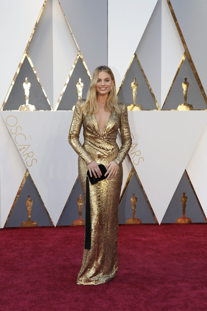 Margot Robbie - Oscars Red Carpet Arrivals