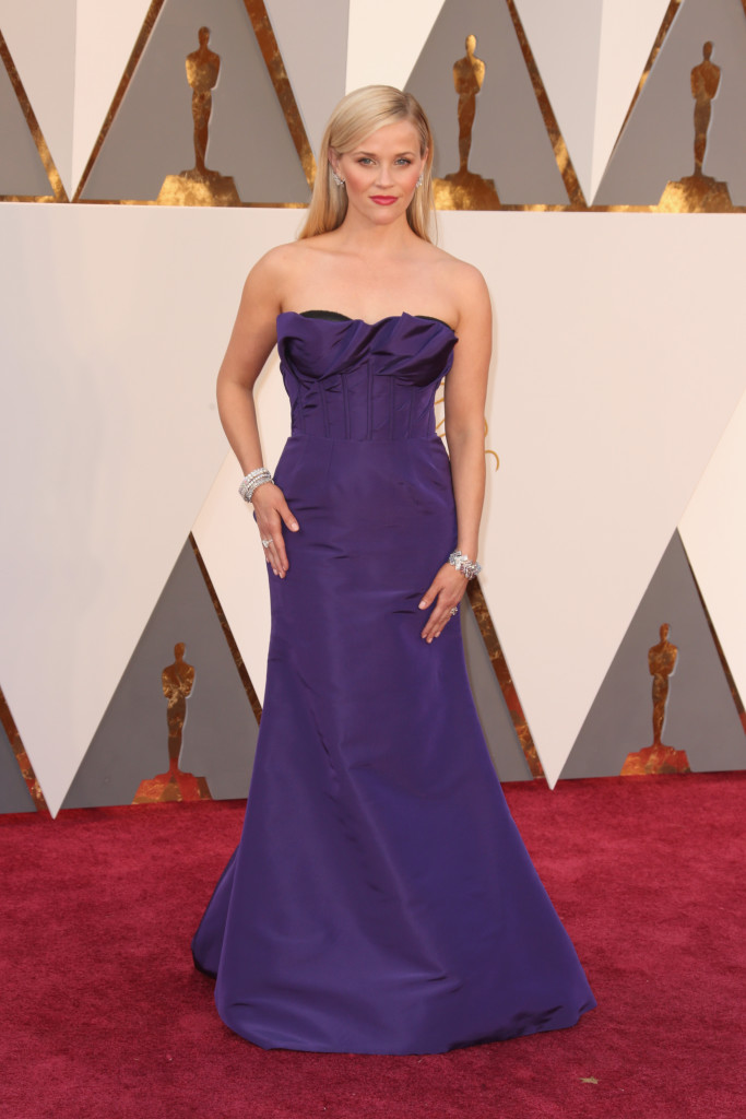 Reese Witherspoon - Oscars Red Carpet Arrivals