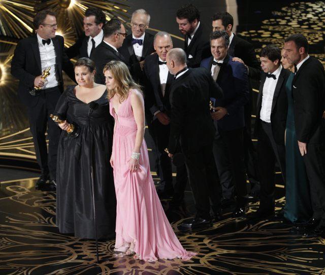 Spotlight Is A  Oscar Winner For Best Picture Oscars