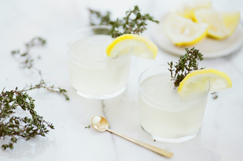 If Life Gives you lemons, make Gin and Tonic, So says Dr Rachel